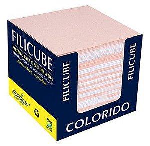 PAPEL FILICUBE 86MMX86MM COLORIDO C/650 FLS - FILIPERSON