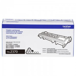 TONER BROTHER TN-2370 PRETO - TN2370BR