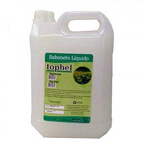 SABONETE LÍQUIDO TOPBEL TOP FLOR - 5L