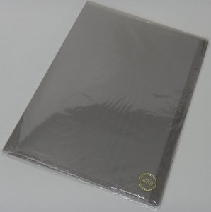 PASTA CATÁLOGO CLEAR BOOK C/10 ENVELOPES FUMÊ - JOCAR OFFICE