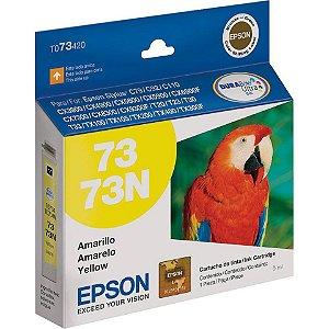CARTUCHO EPSON T073420BR AMARELO - 5ML