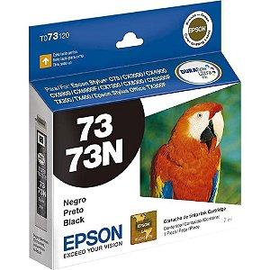 CARTUCHO EPSON T073120BR PRETO - 7ML