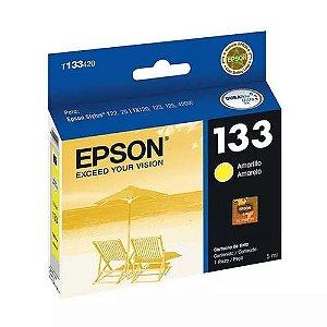 CARTUCHO EPSON T133420BR AMARELO - 5ML