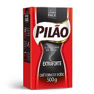 CAFÉ PILÃO EXTRA FORTE - 500G