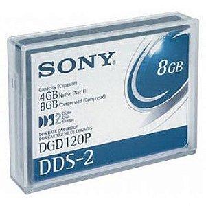 FITA DAT DDS-2 8GB DGD120P - SONY
