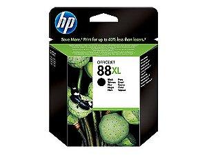 CARTUCHO HP 88XL C9396AL PRETO - 65,5ML