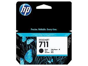 CARTUCHO HP 711 CZ129AB PRETO - 38ML