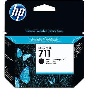 CARTUCHO HP 711 CZ133AB PRETO - 80ML