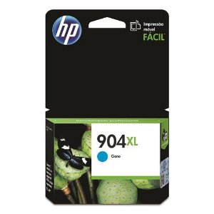 CARTUCHO HP 904XL T6M04AB CIANO - 9,5ML