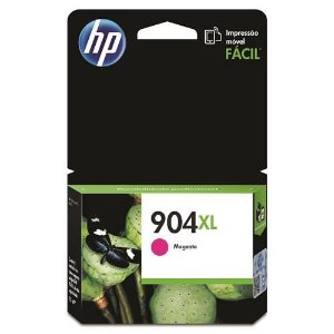 CARTUCHO HP 904XL T6M08AB MAGENTA - 9,5ML