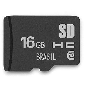 CARTÃO DE MEMÓRIA CLASSE 10 16GB MC143 - MULTILASER