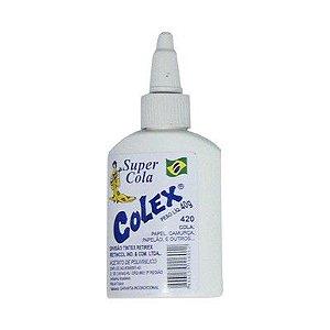 COLA BRANCA 40G - COLEX