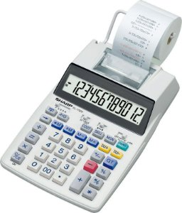CALCULADORA DE MESA EL-1750V - SHARP