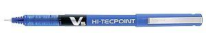 CANETA HIDROGRÁFICA HI-TECPOINT BX-V5 AZUL C/12 UNIDADES - PILOT