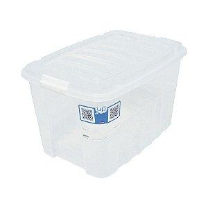 CAIXA ORGANIZADORA 19,8L GRAN BOX INCOLOR - PLASÚTIL