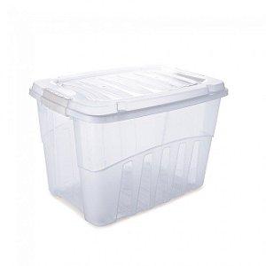 CAIXA ORGANIZADORA 29L GRAN BOX INCOLOR - PLASÚTIL
