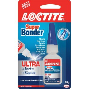 SUPER BONDER ORIGINAL ULTRA 20G - LOCTITE