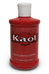 POLIDOR DE METAIS KAOL - 200ML