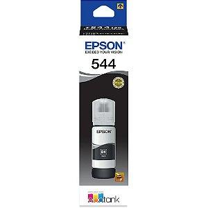 GARRAFA DE TINTA EPSON T544120-AL PRETO - 65ML