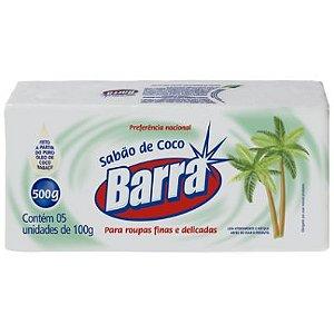 SABÃO DE COCO BARRA - 500G