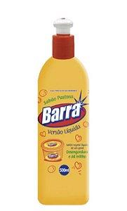 SABÃO PASTOSO BARRA LÍQUIDO - 500ML