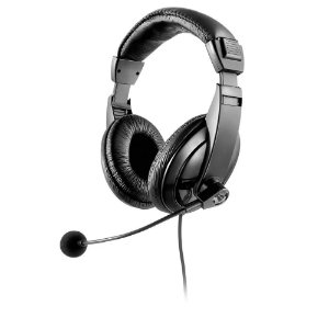 HEADSET GIANT P2 PRETO PH049 - MULTILASER