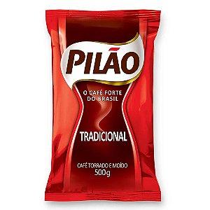 CAFÉ PILÃO TRADICIONAL ALMOFADA - 500G