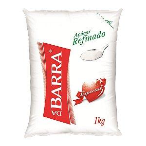 AÇÚCAR REFINADO DA BARRA - 1KG