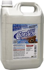 AMACIANTE DE ROUPAS CORDEX - 5L