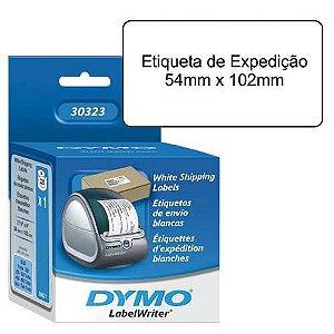 ETIQUETA PARA IMPRESSORA TÉRMICA 54MMX102MM C/220 UNIDADES - DYMO