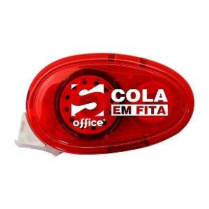 DUPLICADO - COLA EM FITA 6MMX10M - SPIRAL OFFICE