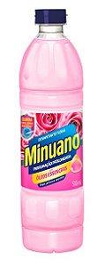 DESINFETANTE MINUANO FLORAL - 500ML