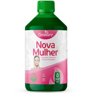 Chá Nova Mulher 500ml - Denature