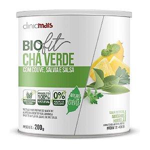 Biofit Chá Verde Com Couve, Sálvia e Sala 200 gramas - Clinicmais