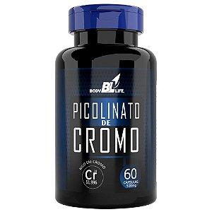 Picolinato de Cromo 60 cápsulas - Body Life