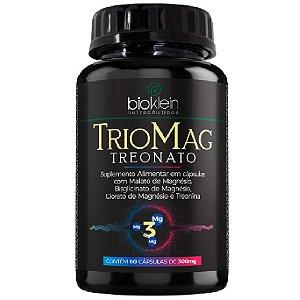 TrioMag Treonato 60 cápsulas - Bioklein