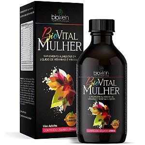 Biovital MULHER 250ml - Bioklein