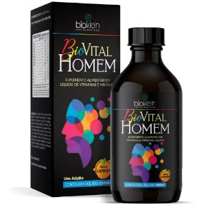 Biovital HOMEM 250ml - Bioklein