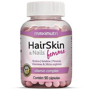 HairSkin & Nails Femme 90caps - Maxinutri