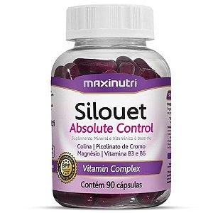 Silouet Absolute Control 90 cápsulas - Maxinutri