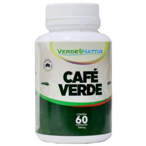 Café Verde 60caps - Verde Nattus