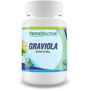 Graviola 60caps  - Verde Nattus