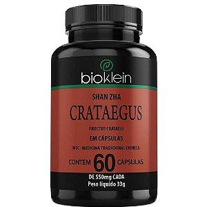 Crataegus 550mg 60 cápsulas - Bioklein