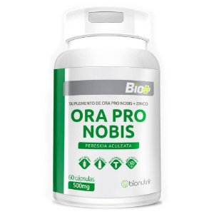 Ora Pro Nobis 60 cápsulas - Bionutrir
