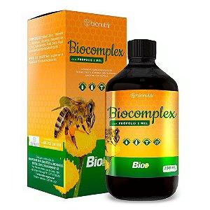 Biocomplex Composto de Mel e Própolis 250ml - Bionutrir
