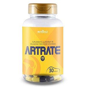 Artrate - Colágeno Tipo 2 - 30 Cápsulas - Nutrivale