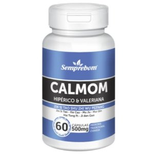 Calmom 60 cápsulas - Semprebom