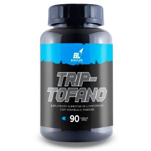 Triptofano 90 cápsulas - Body Life