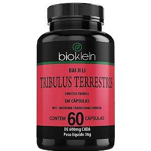 Tribulus Terrestris Bai Ji Li 60 cápsulas - Bioklein