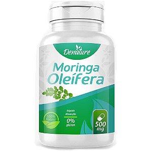 Moringa Oleifera 500mg 100 cápsulas - Denature